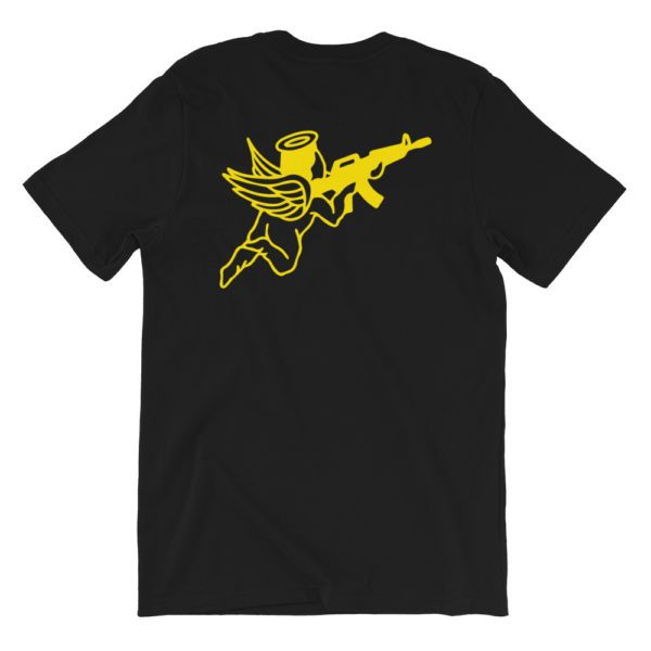 breathin Streetwear, Peace Angel Shirt, Streetwear T-Shirts